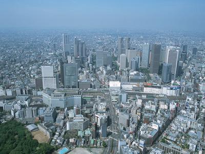 都市の風景
