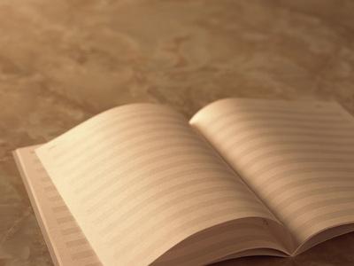 セピア色の本