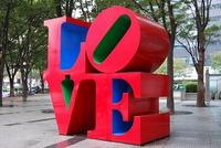 LOVEのモニュメント