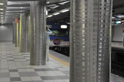 電車ヘッドマーク